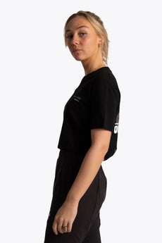 Osakaworld women shirt black