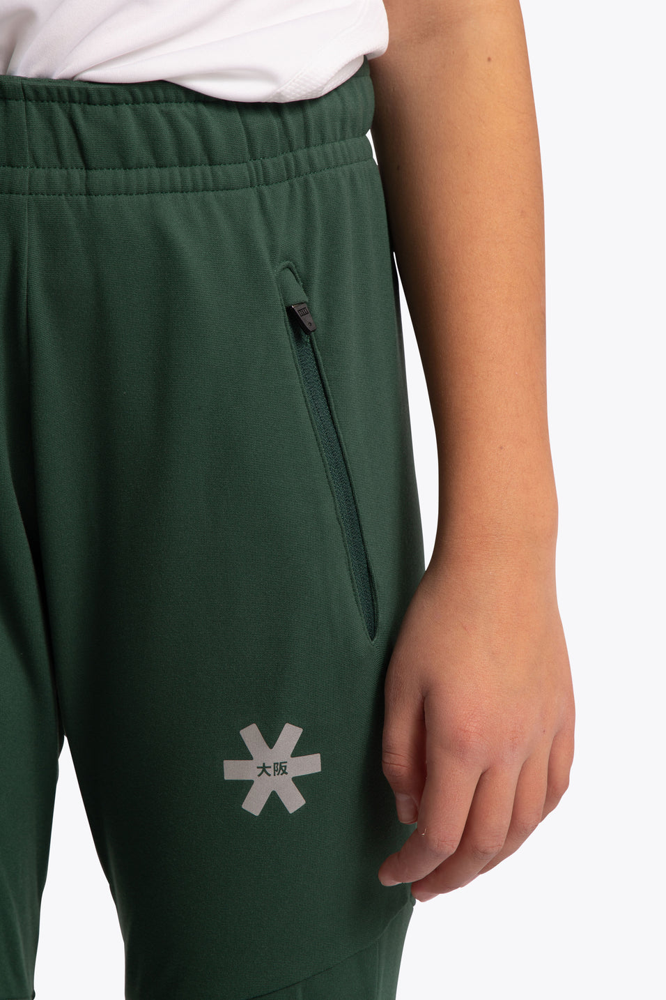 Deshi Track Pants - Dark Green