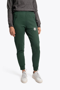 Osaka women sweatpants dark green