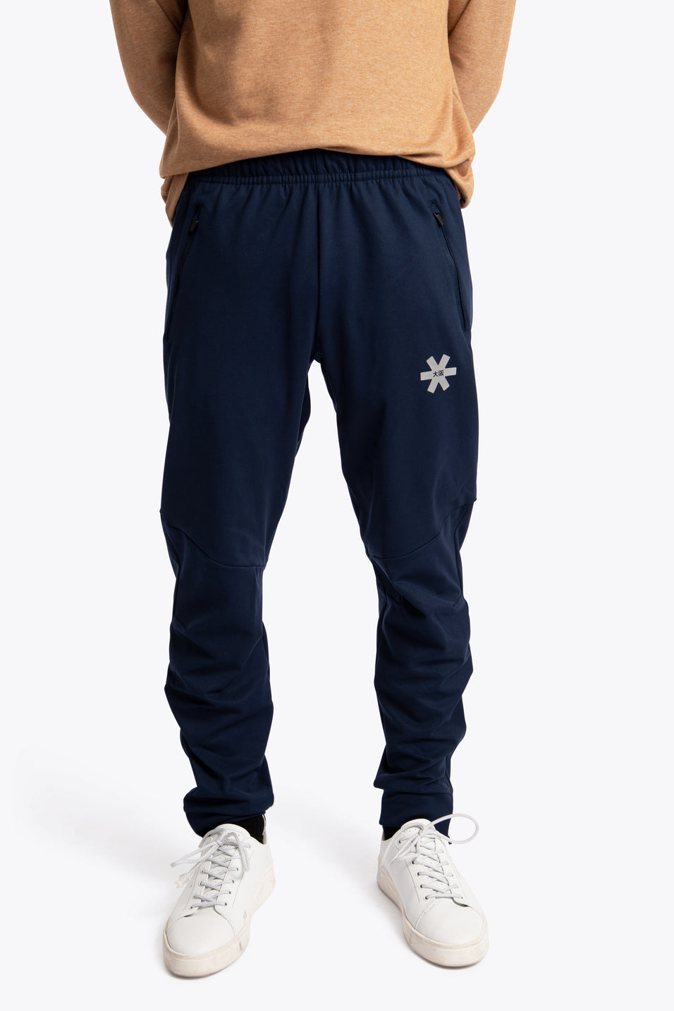 Osaka men track pants navy