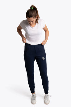 Osaka women sweatpants navy