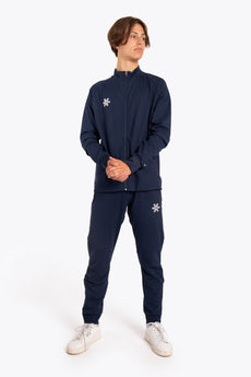Men Track Pants - Navy