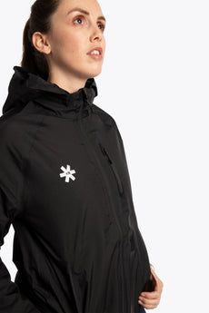 Women Training Jacket - Black