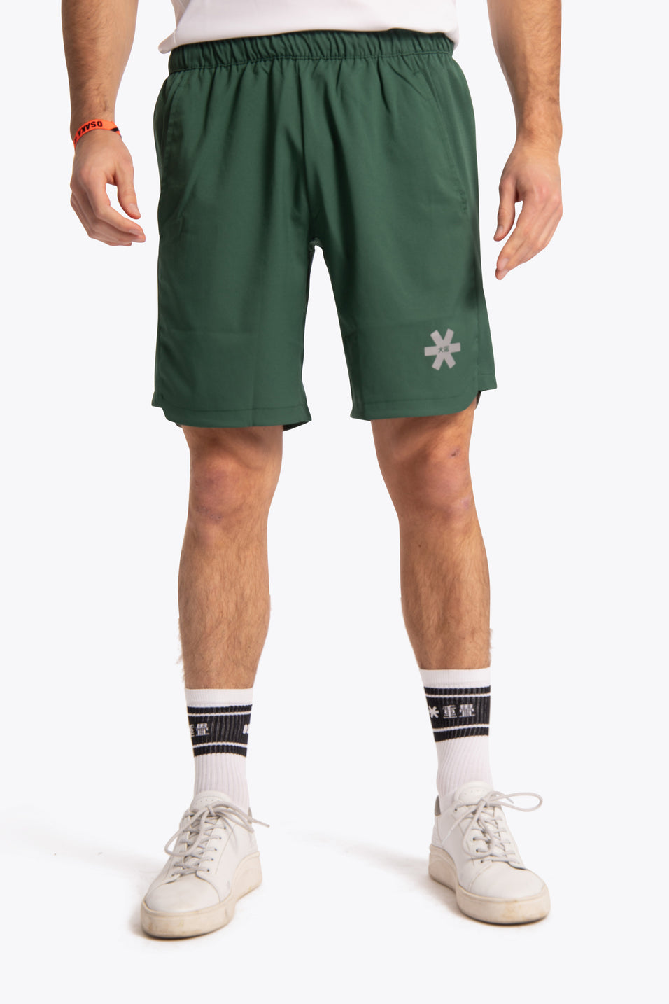Osaka men training short green