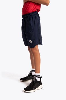 Osaka kids navy training shorts