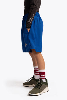 Osaka Kids Training Short - Royal Blue