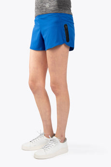 Women Training Short - Royal Blue