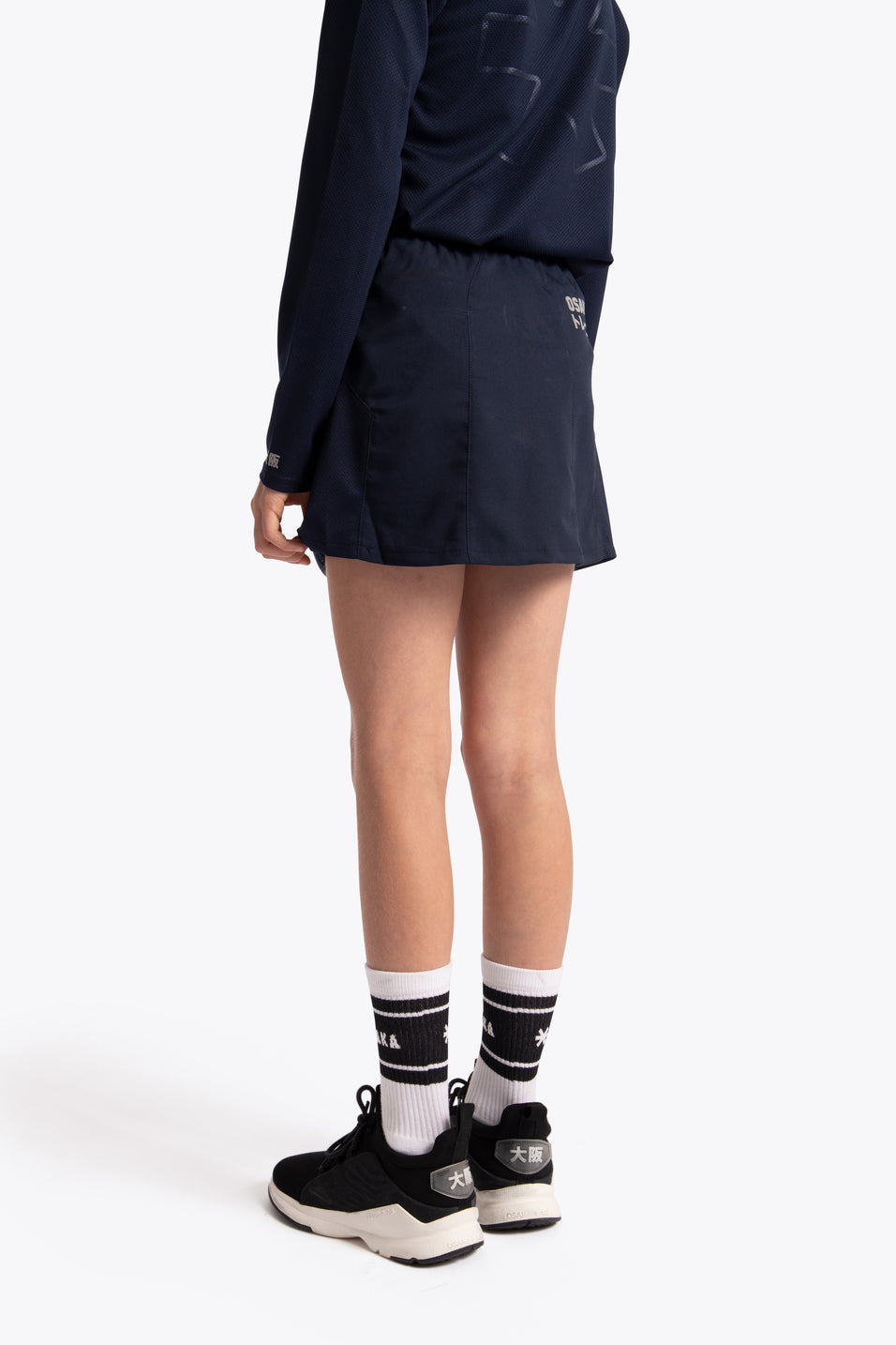 Deshi Training Skort - Navy