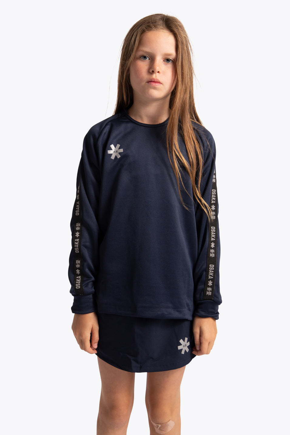Osaka kids sweater navy