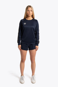 Osaka training sweater navy