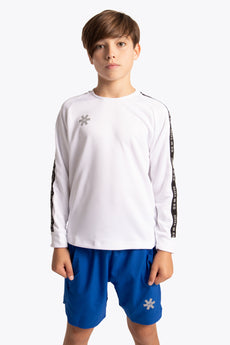 Training sweater kids white