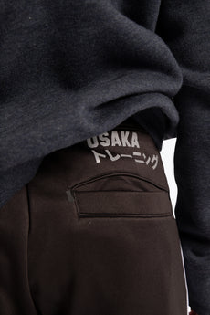 Deshi Training Sweatpants - Black