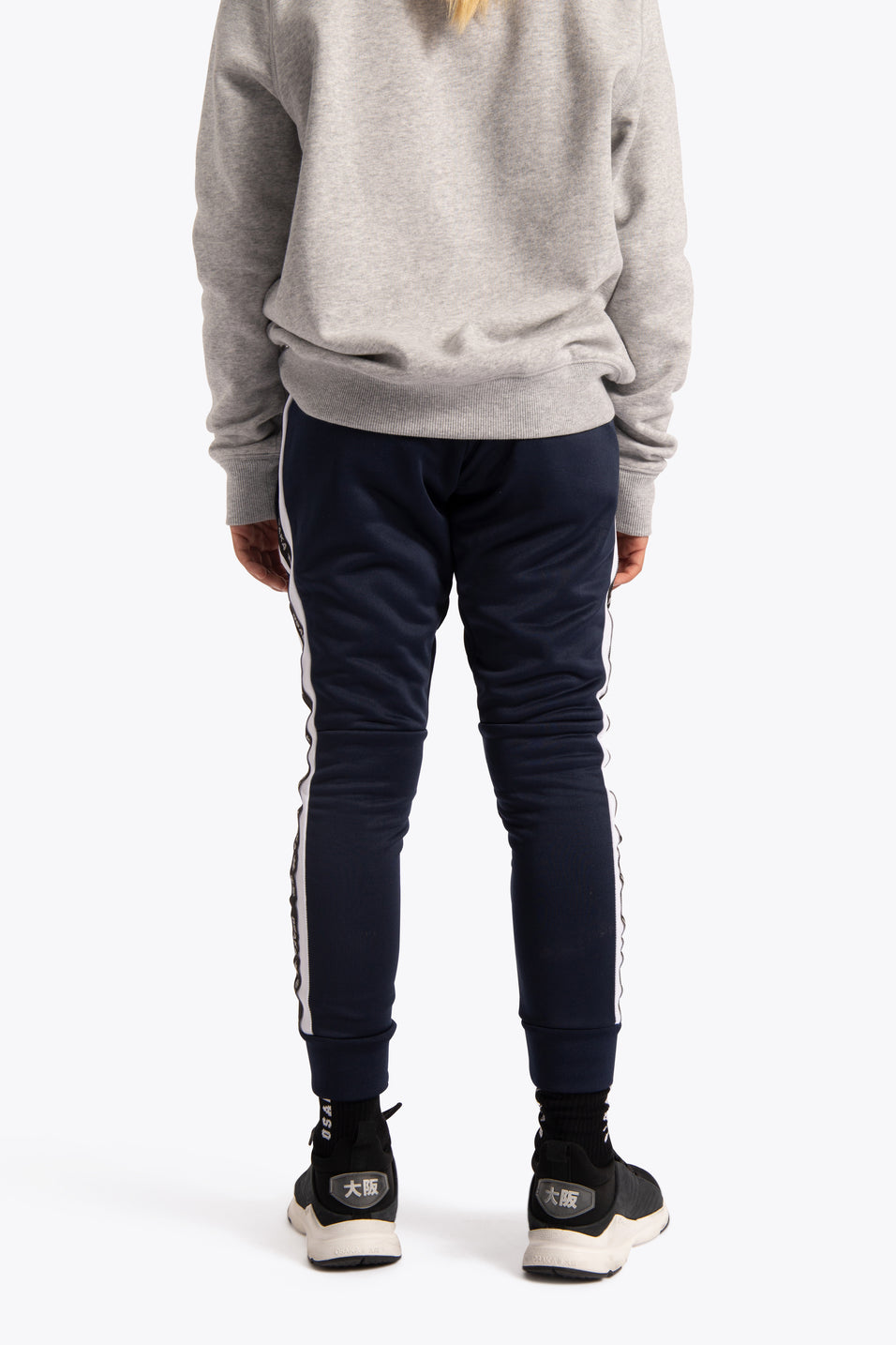 Deshi Training Sweatpants - Navy