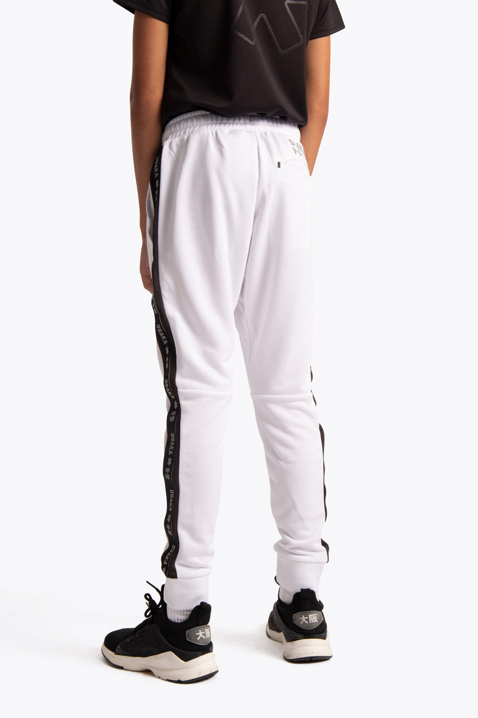 sweatpant kids white