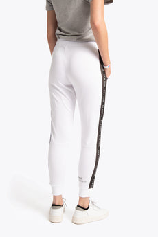 Women Training Sweatpants - White