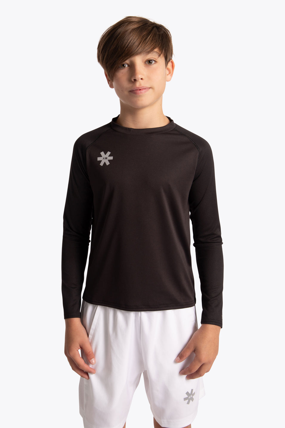 Kids training tee long sleeve
