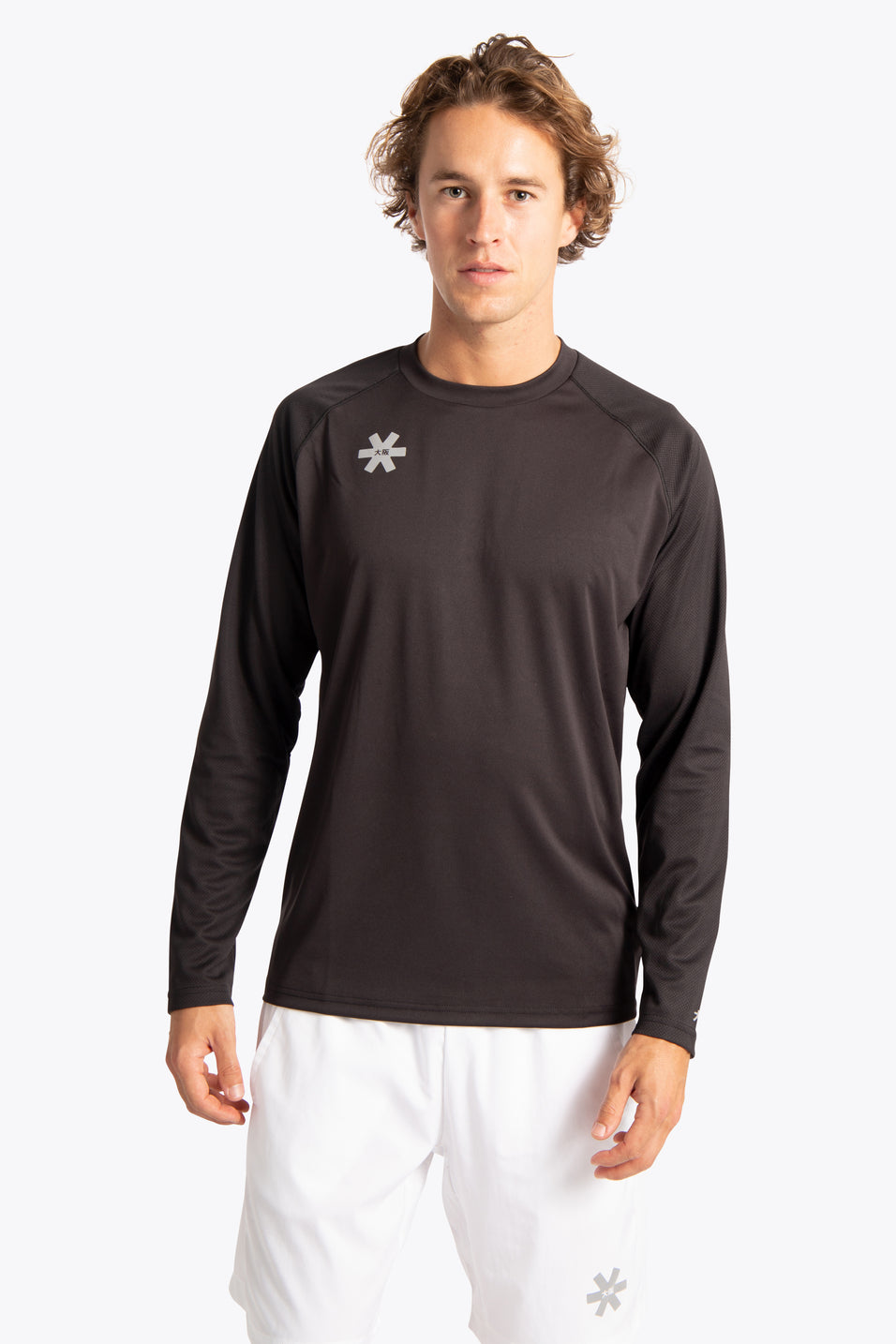 Osaka men long sleeve training