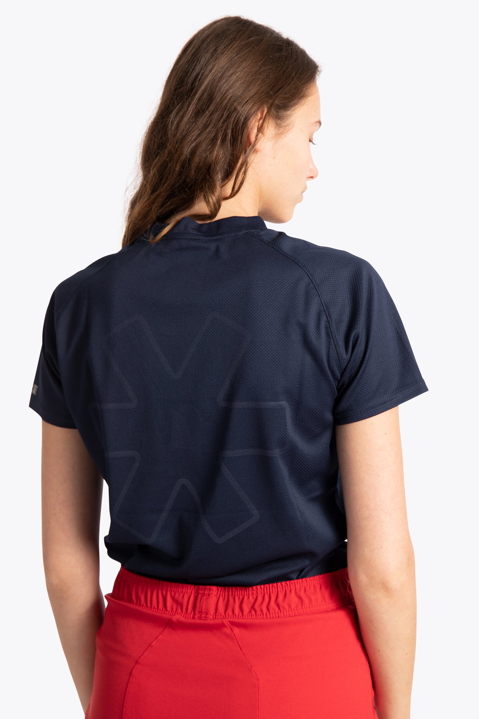 Women Training Tee - Navy