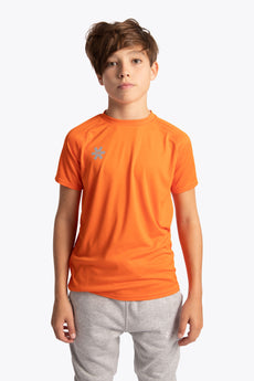 Osaka Kids training tee orange