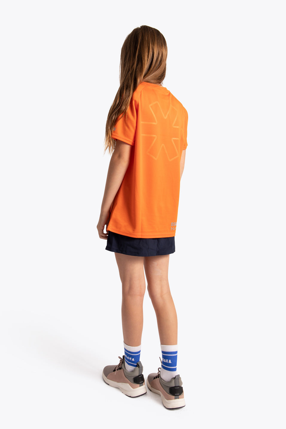 Osaka Kids Training Tee - Orange