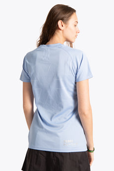 Women Training Tee - Sky Blue
