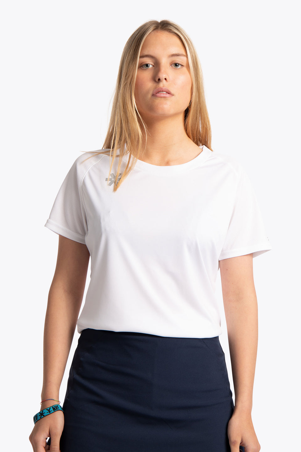 Women Training Tee - White
