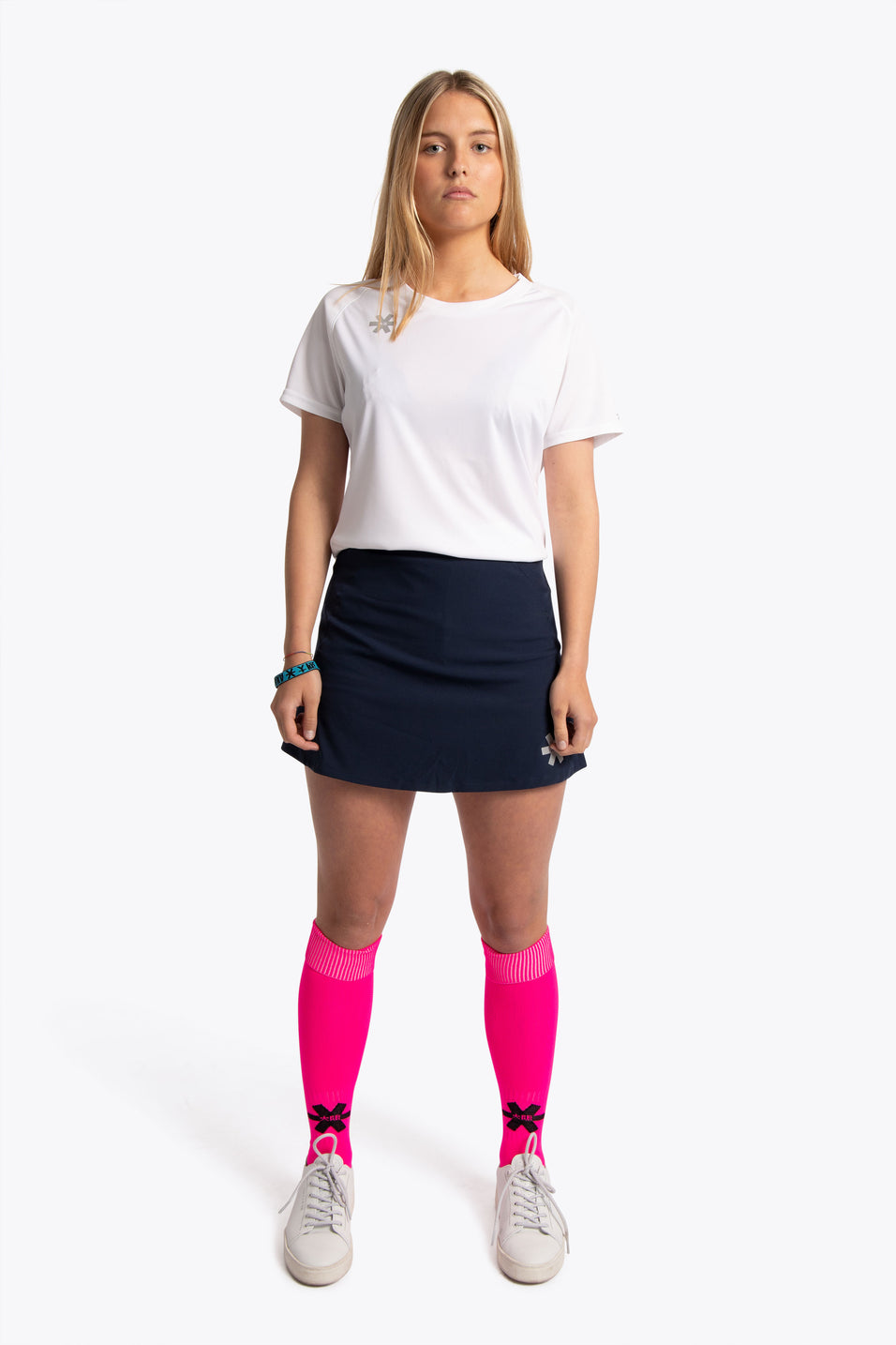Osakaworld women training tee white