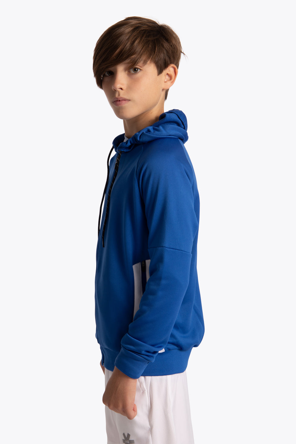 Deshi Training Zip Hoodie - Royal Blue