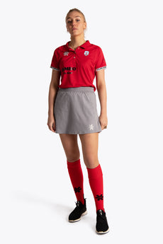 Xenios Women Polo Jersey - Red