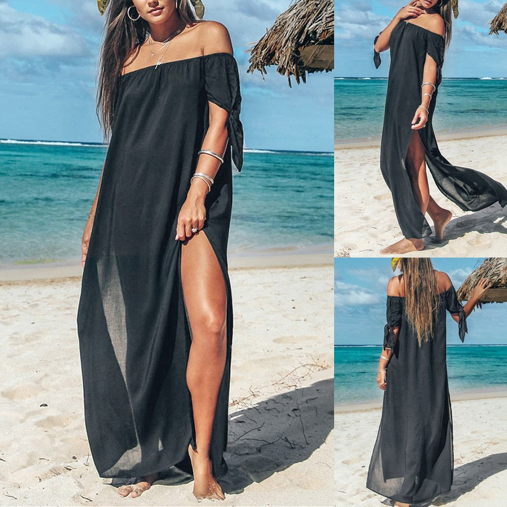 Summer Cozy Beach Dress