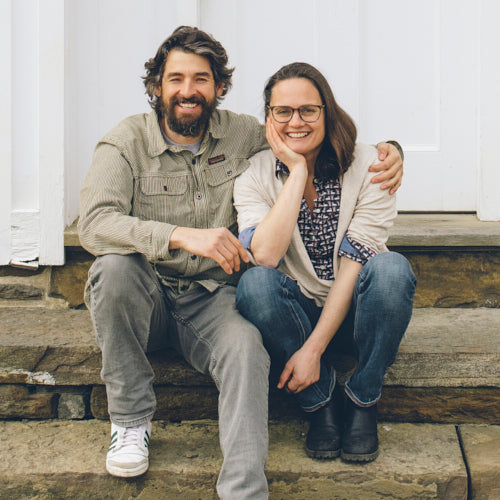 Meet the Makers: Jodie & Guillermo