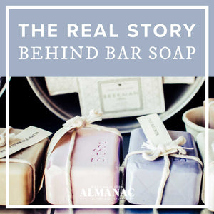 The Dirty History of Making Bar Soap