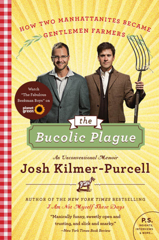 Cover of the book The Bucolic Plague.