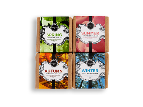 All Seasons  Artisan Soap Collection