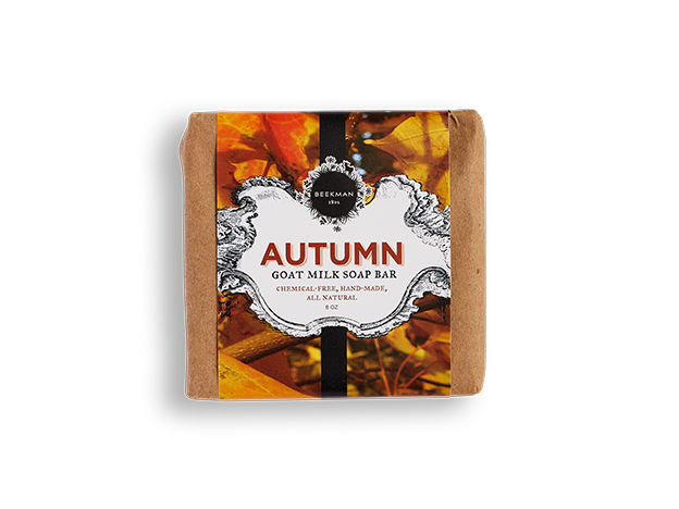 Scent of Autumn Artisan Soap