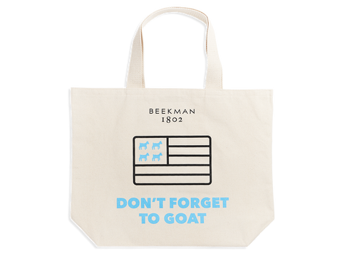 Vote For Goat Limited Edition Tote
