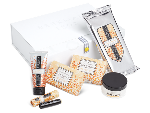 Honey & Orange Blossom Gift Set