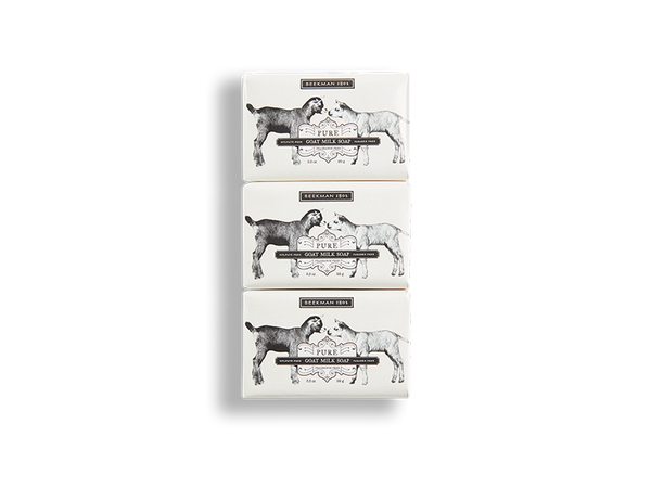 Pure 3.5 oz 3-Pack Bar Soaps
