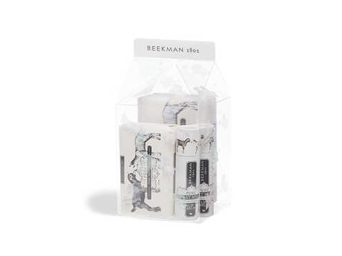 Baby Goat Milk Carton Gift Set