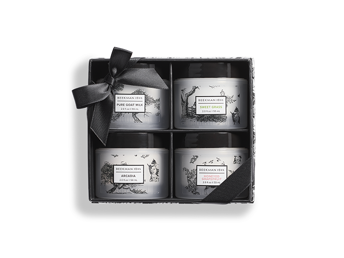 Most Loved Mini Body Cream Gift Set