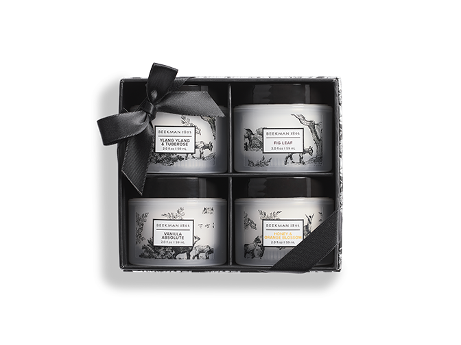 Classic Mini Body Cream Gift Set