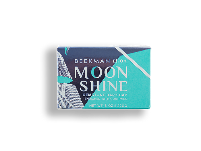 Moonshine Shimmer 8 oz Bar Soap