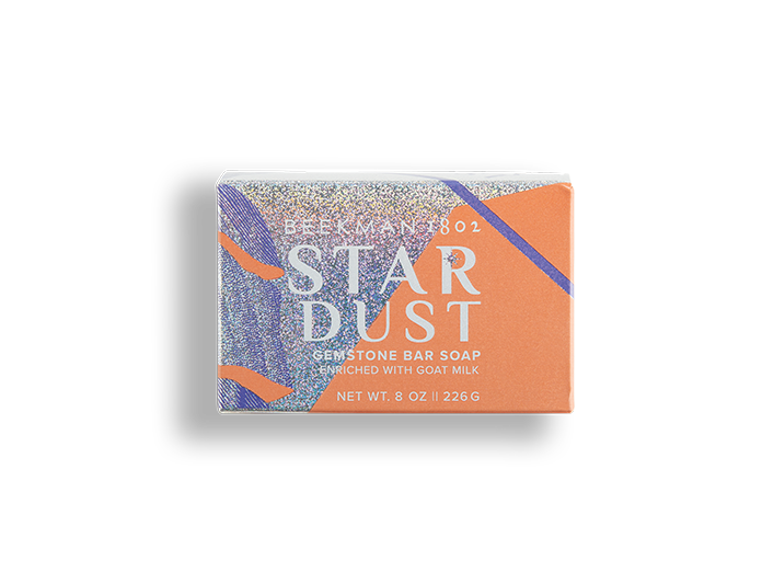 Stardust Shimmer 8 oz Bar Soap