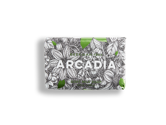 Arcadia Goat Milk Bar Soap 9 oz