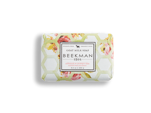 Apricot & Honey Tea Goat Milk Bar Soap