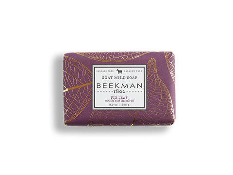 Fig Leaf Goat Milk Soap - Beekman 1802
