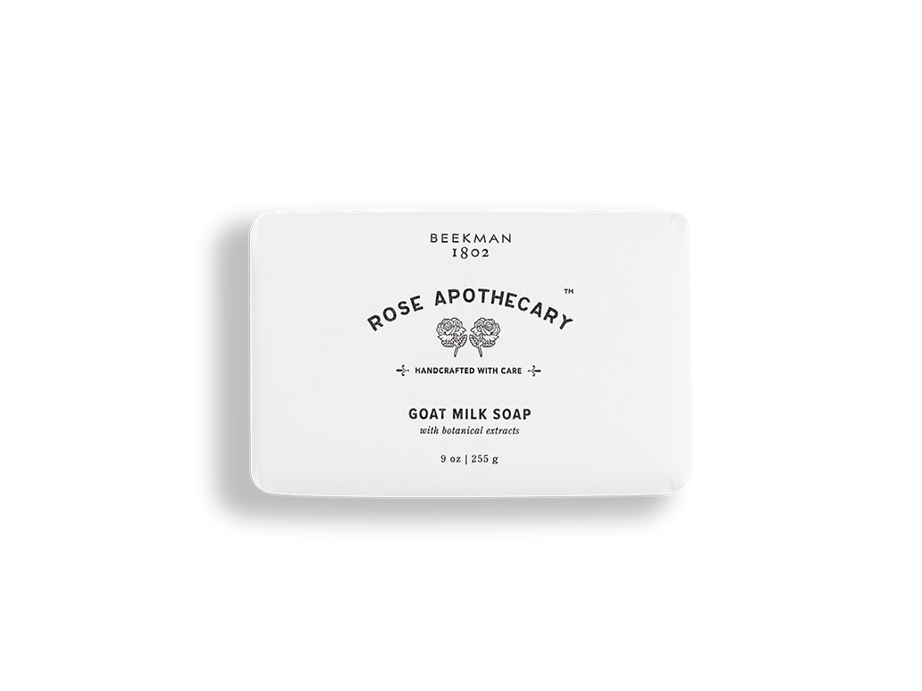 Rose Apothecary Goat Milk Soap