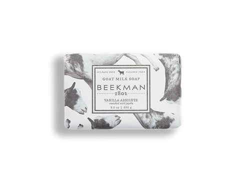 Vanilla Absolute Goat Milk Soap - Beekman 1802