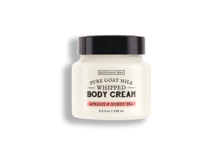 Apricot & Honey Tea Whipped Goat Milk Body Cream