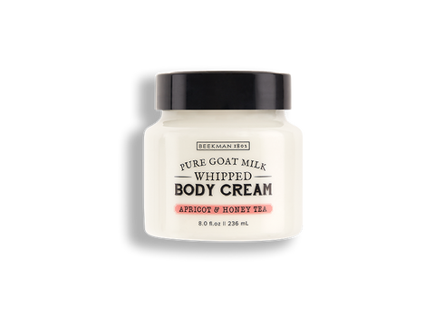 Apricot & Honey Tea Whipped Body Cream
